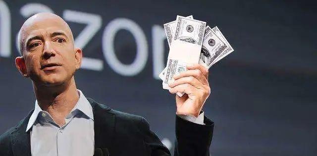 亚马逊大涨,贝索斯=比尔·盖茨+马斯克;苹果市值,突破2万亿美元